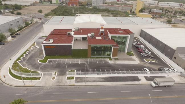 Renishaw's new facility in Mexico