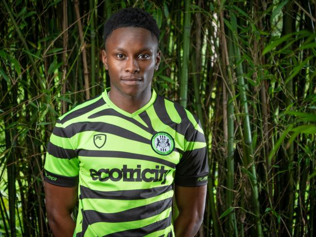 VOTE: Do you love or loathe Forest Green's new playing strip?