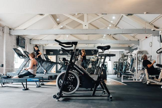 Fitness Mill in Thrupp, Stroud