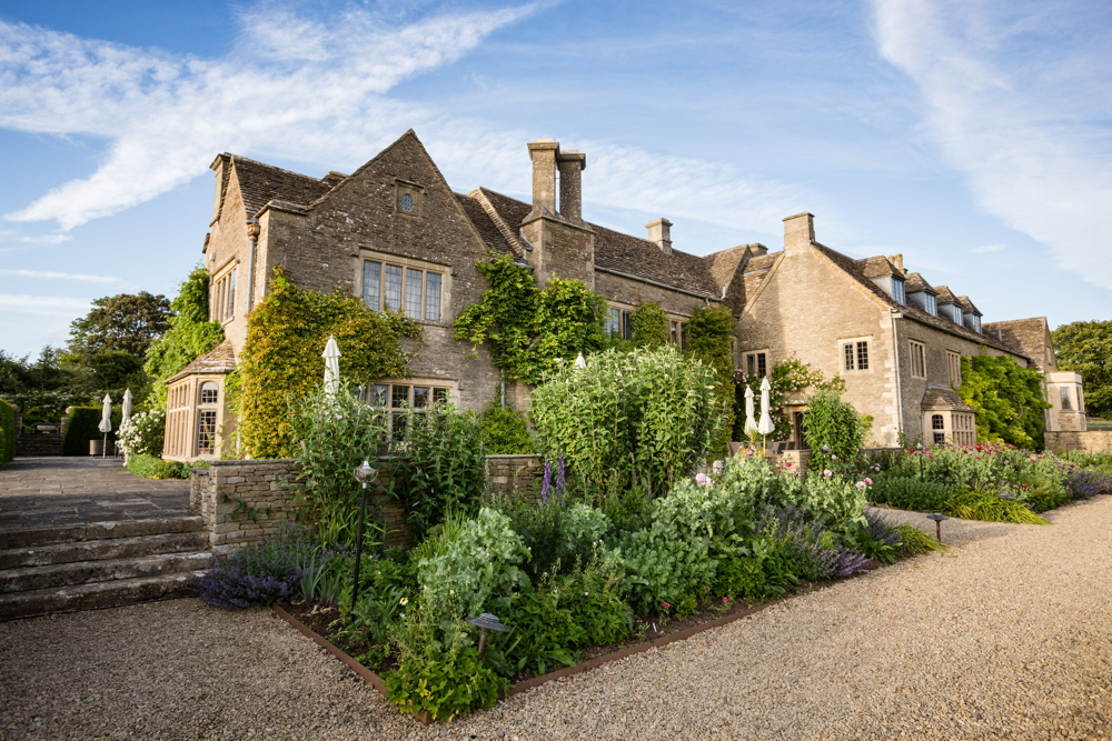 Whatley Manor garden tour with Perennial