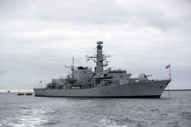 Iran 'attempted to impede' passage of British vessel through Strait of Hormuz