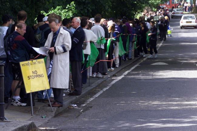 Wimbledon/Queues