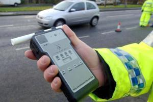 Minch motorist hit parked vehicle while three times over drink drive limit