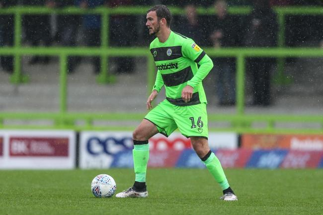 Former Forest Green captain joins Solihull Moors
