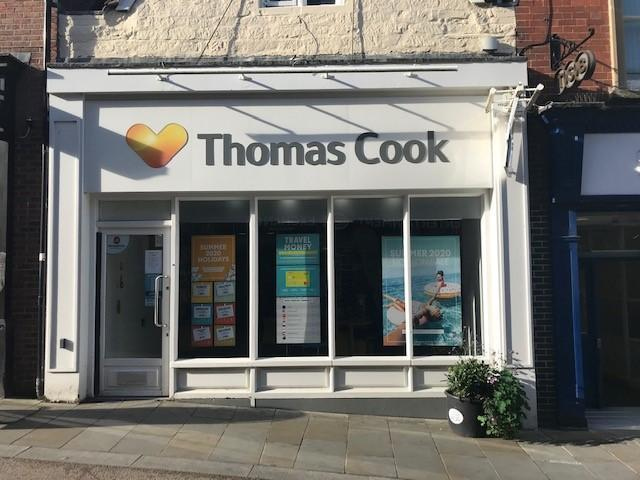 Thomas Cook in Stroud