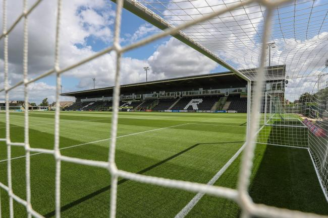 Forest Green's game against Northampton Town  could be played in front of empty stands following the coronavirus outbreak.