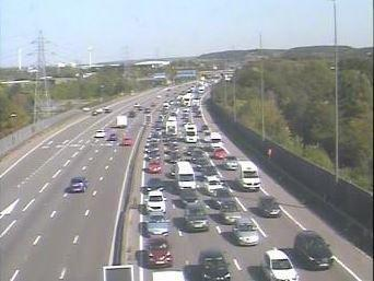 File image/ M5 has reopened