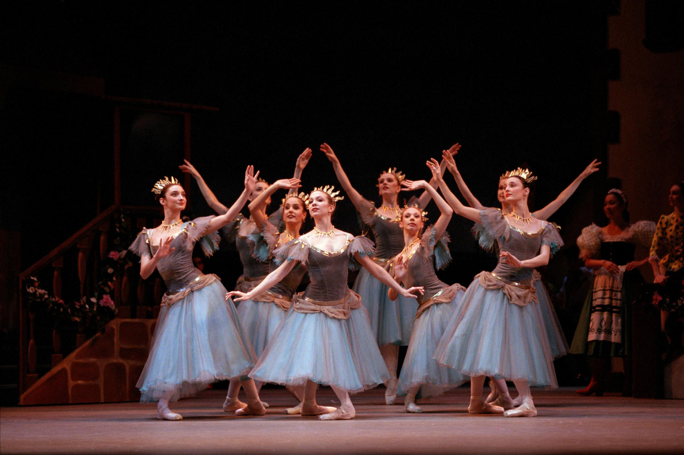 Coppelia Royal Opera House Live Ballet
