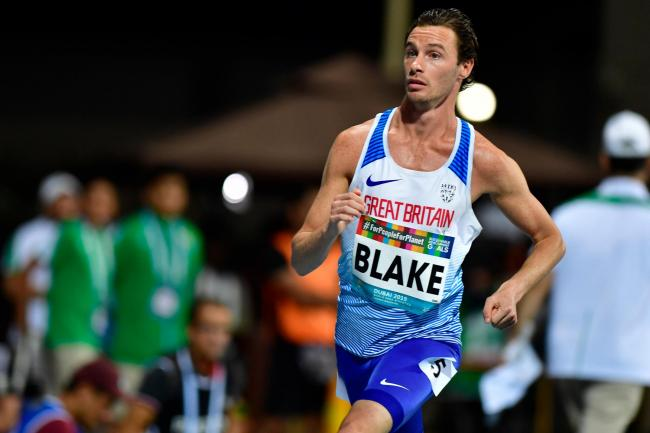 Blake delighted to win fourth world title in Dubai