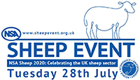 Stroud News and Journal: The NSA Sheep Event logo