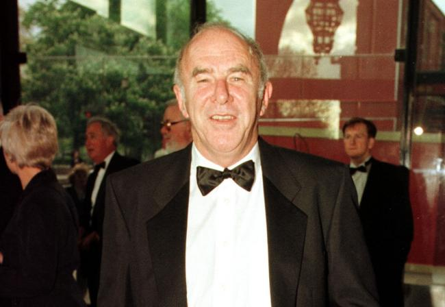 TV critic Clive James dies aged 80 Pic credit: Fiona Hanson/PA Wire