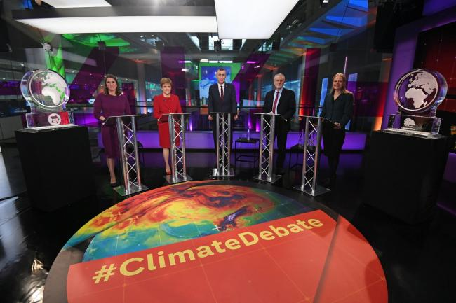The Channel 4 debate line-up