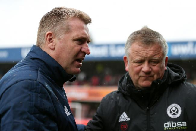 Chris Wilder and Dean Smith are both boyhood fans of the clubs they manage.