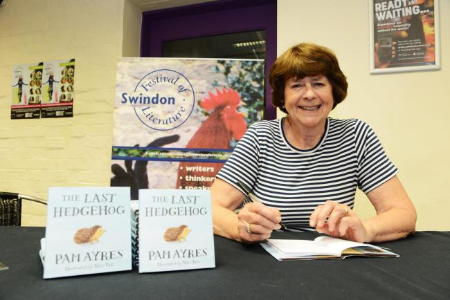 A Pam Ayres book is the ideal gift