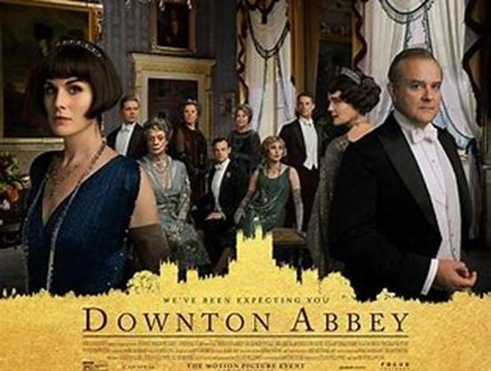 Rural Cinema Downton Abbey