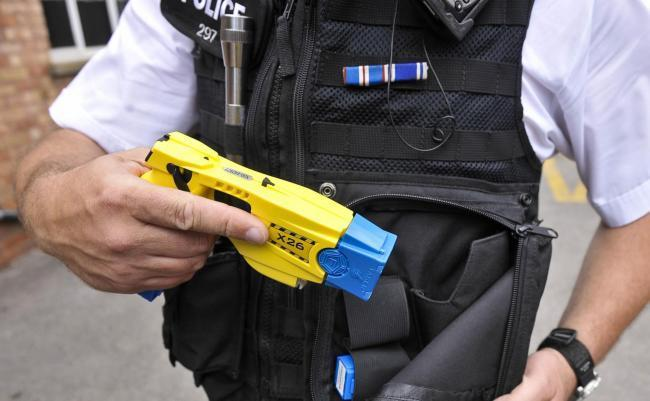 Gloucestershire police are bidding for funding which would grant them 30 additional tasers