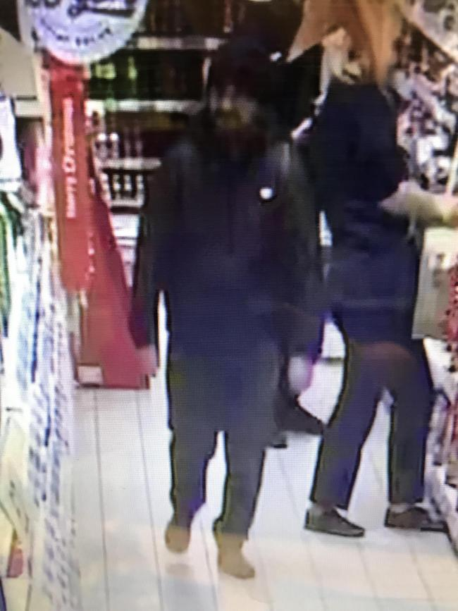 Police have released a CCTV image of a man they would like to identify in connection with the incident
