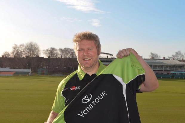 Sporting hero Matthew Hoggard MBE has become cricket ambassador at Gloucestershire sports travel company Venatour