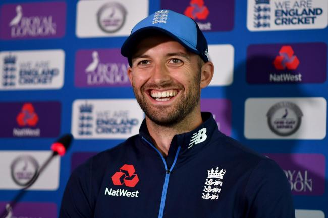 Mark Wood is hoping to earn a place in England's line-up for the third Test