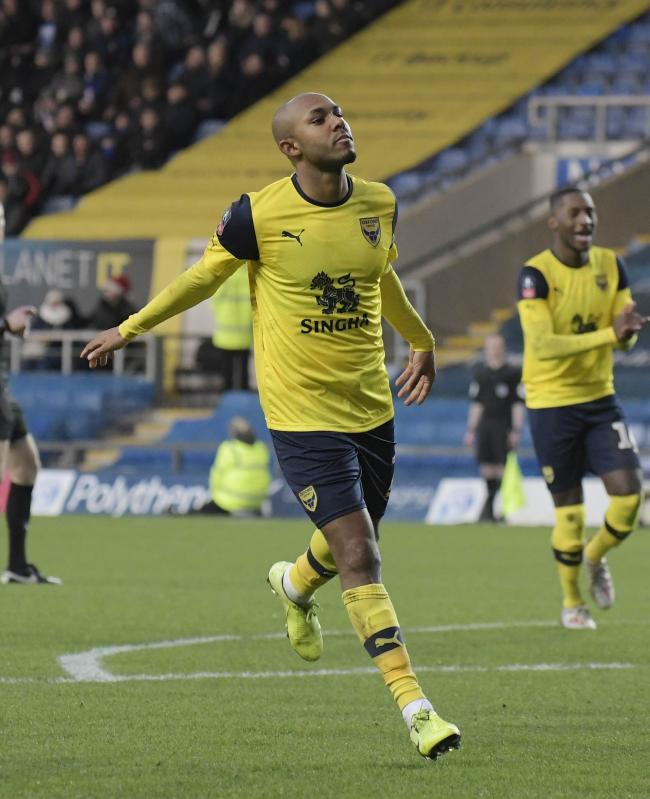 Oxford United winger Rob Hall is set join Forest Green on loan until the end of the season