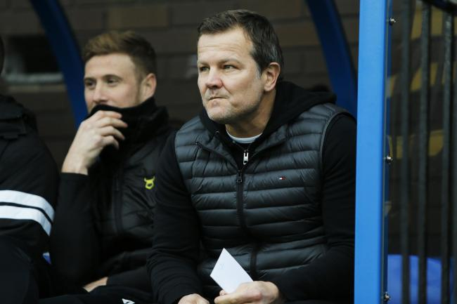 FGR boss Mark Cooper           Pic: / Pro Sports