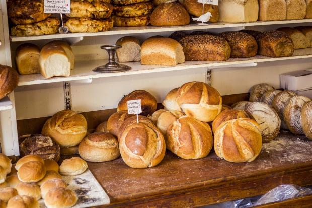 There will be three bakeries at this week's market