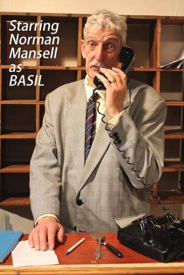 10991748 - Tributes to much loved actor Norman Mansell from Nailsworth