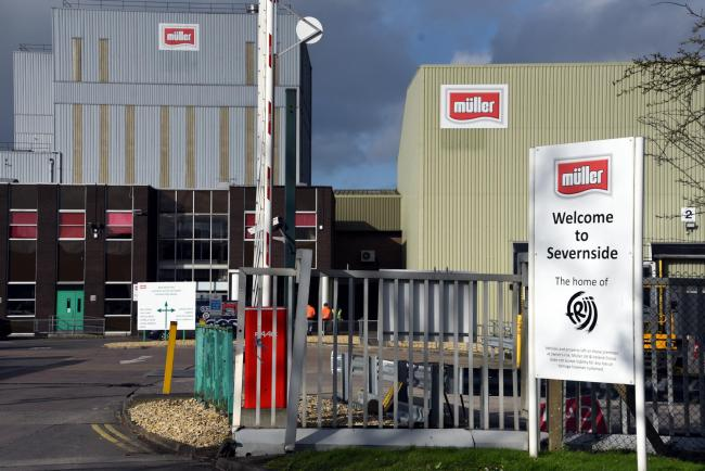 Jobs at Muller's Stonehouse plant could be at risk