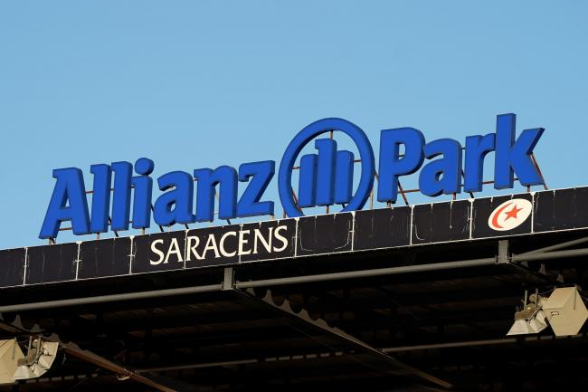 Allianz have been Saracens' long-term commercial partner