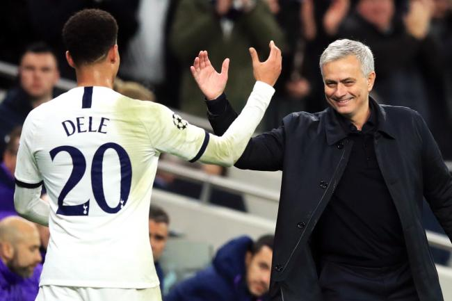 Jose Mourinho insists Dele Alli knows he was in the wrong to joke about coronavirus