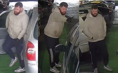 11028234 - Men wanted in connection with catalytic converter theft in Stroud