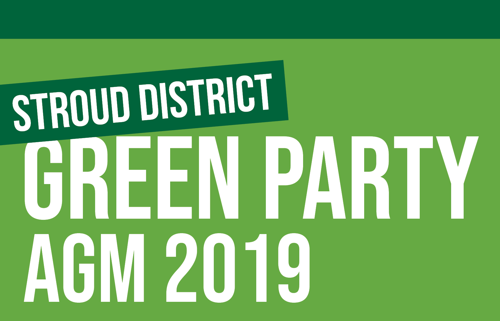 Stroud District Green Party AGM
