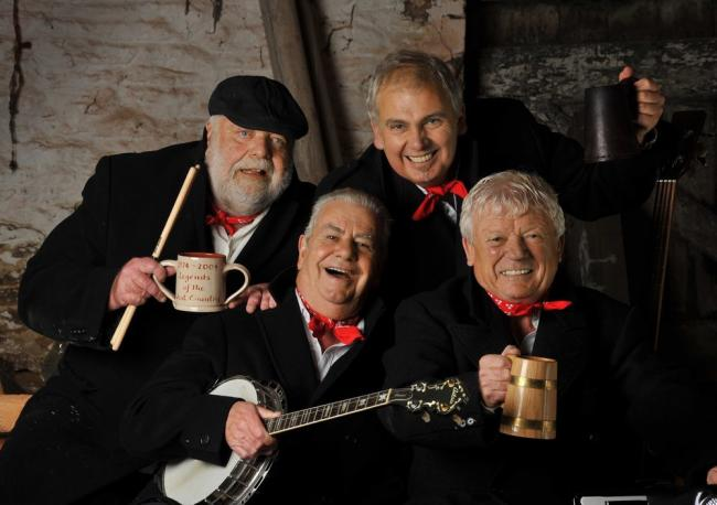 The Wurzels - Bingham Hall