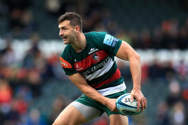Jonny May is set to leave Leicester (Mike Egerton/PA)