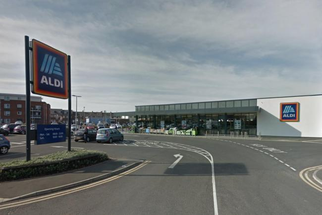 SUPERMARKET: An Aldi store. Picture: Google Maps