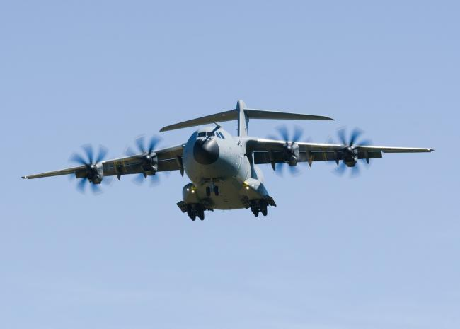 MILITARY: An Airbus A400M aircraft. Picture: Pixabay