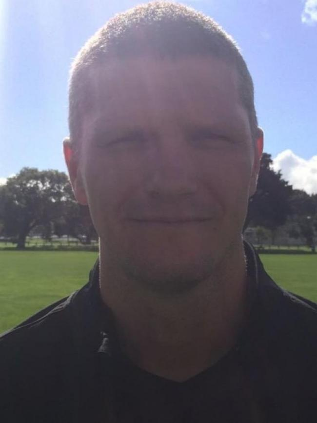 New Slimbridge AFC assistant manager Tom Speers