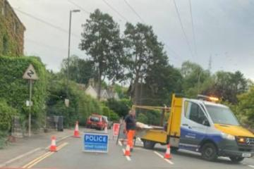 ?type=app&htype=0 - A46 at Horsley reopens after fatal accident earlier this morning