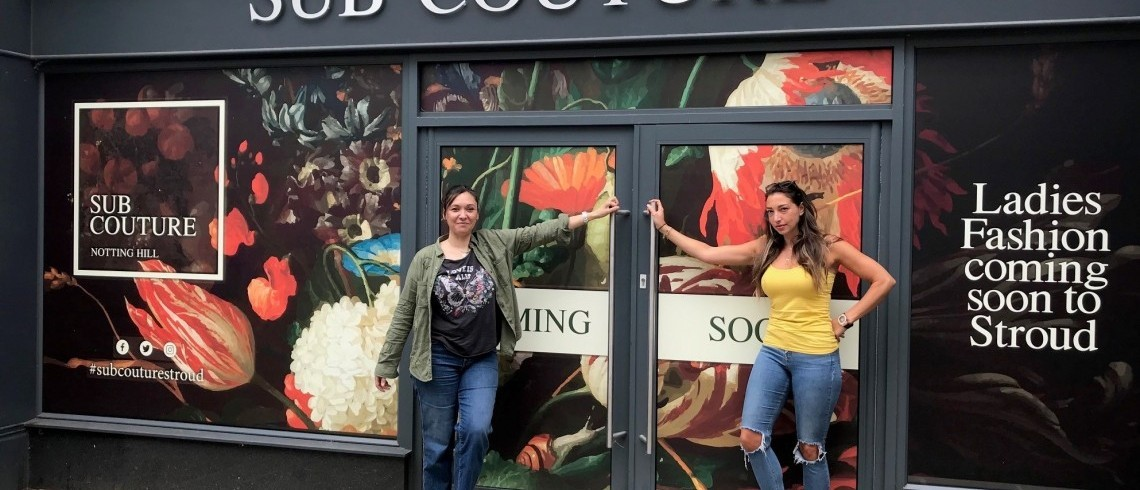 11510927 - New Stroud boutique set for July opening