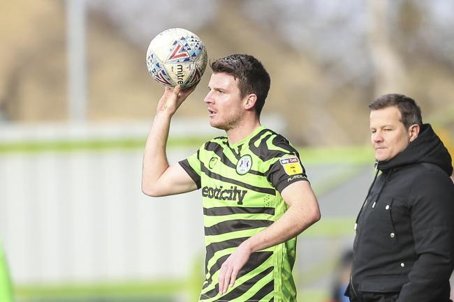 Chris Stokes has extended his stay at the New Lawn