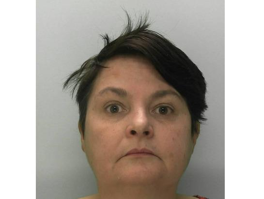 Deborah Staite. Photo: Gloucestershire Police