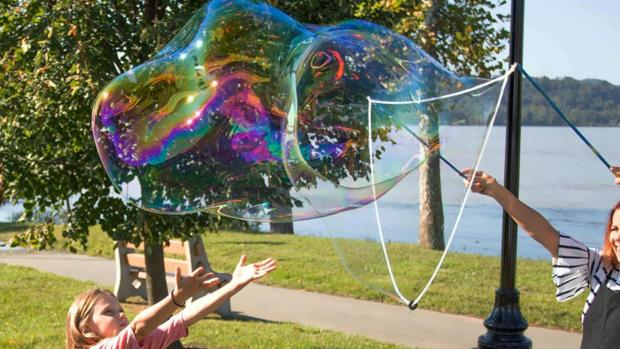 Stroud News and Journal: What's not to love about bubbles? Credit: Etsy / BubblePalooza