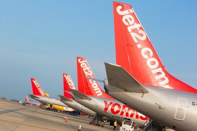 Jet2 suspend flights and holidays to Crete, Zante and the Canary Islands (Archive photo)