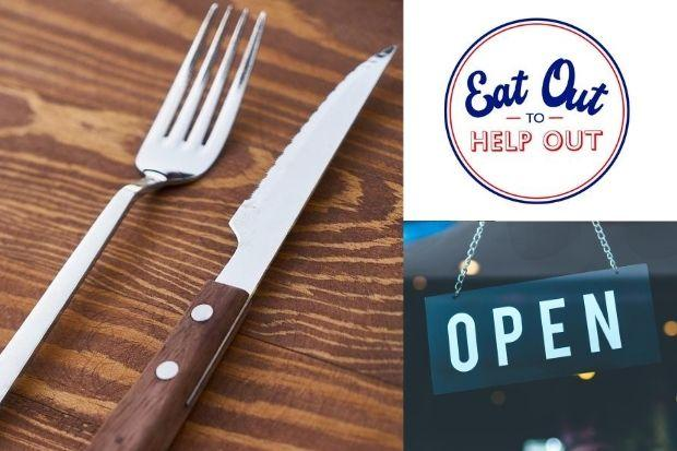 Eat Out to Help Out: How to find out which restaurants near you are taking part
