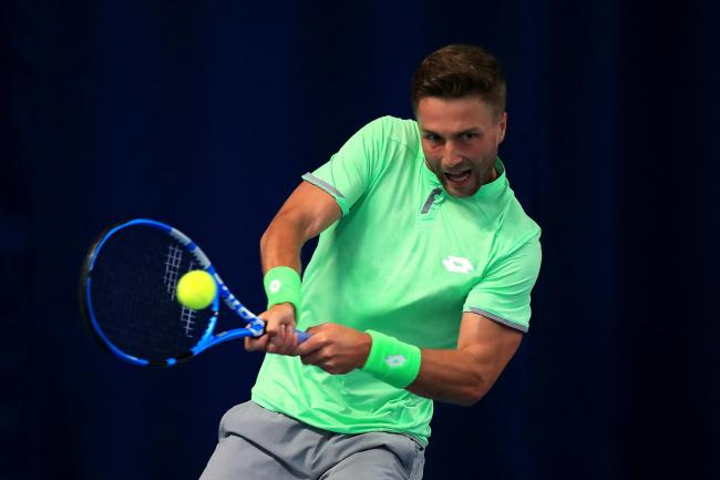 Liam Broady will play in the main draw of the French Open for the first time