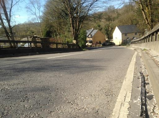 Cowcombe Hill in Chalford