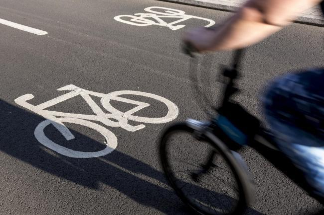 Plans for cycling lane upgrade in Stroud 'under review' after Gov funding gap