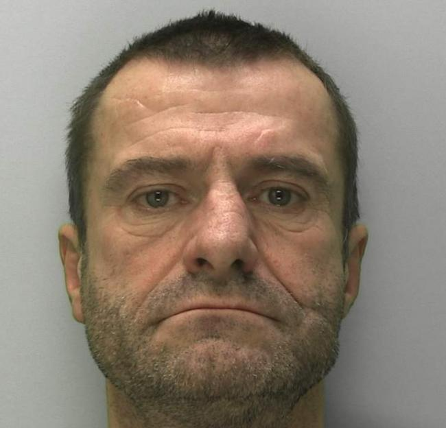 Neil Carter, 57, of Juniper Way, Stonehouse