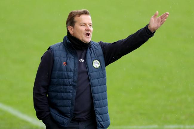 Forest Green Rovers manager Mark Cooper reflects on 3-1 defeat to Southend United