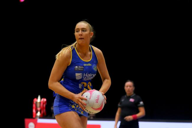 Team Bath's unbeaten record shattered by Sarries in Vitality Netball Superleague